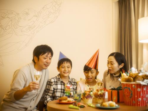 GoToトラベルキャンペーン割引対象【◆パーティーバーレル付◆】賑やかクリスマス&ニューイヤーパーティー<2泊~>