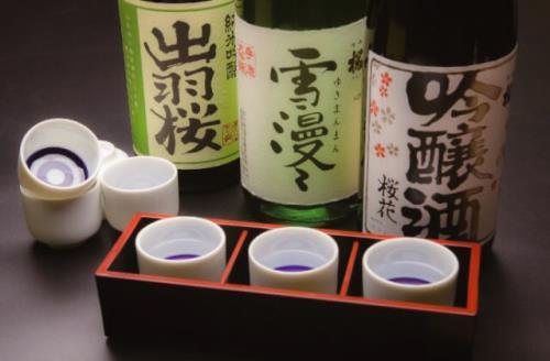 これであなたも日本酒ソムリエ!?世界に誇る出羽桜酒造さんの3銘柄を利き酒