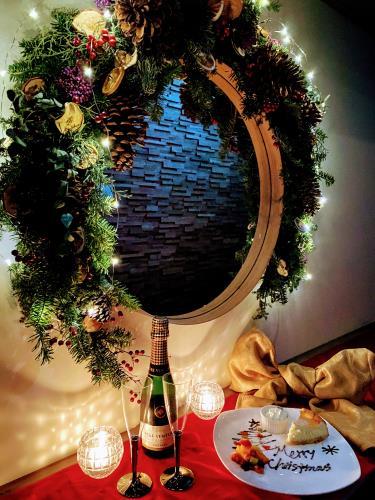 【Go Toトラベル対象】【クリスマスプラン】素泊まり個室ご宿泊プラン_img1