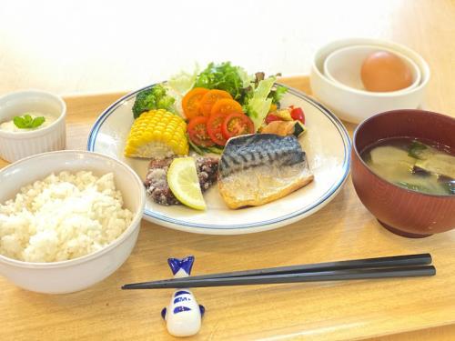 【和朝食】大人:税込1,100円